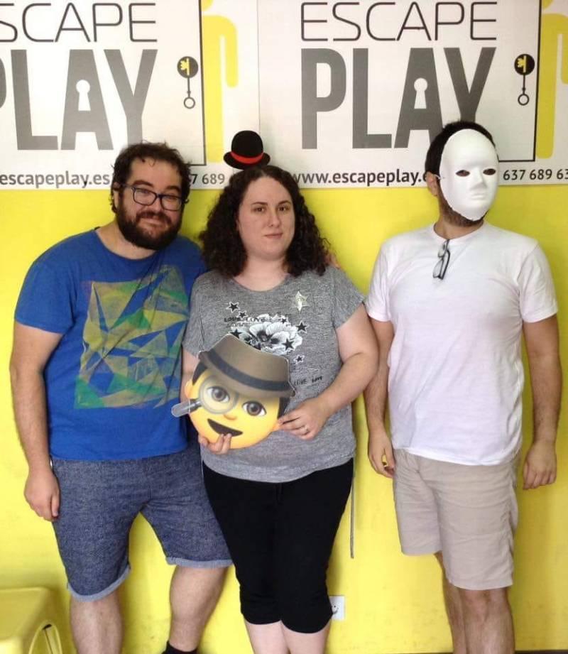 """Prisión"" de Escape Play (Murcia)"