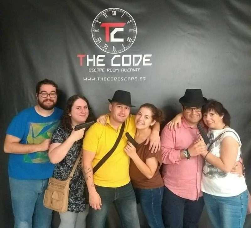 Foto de «La Prueba» de The Code Escape Room (Alicante)
