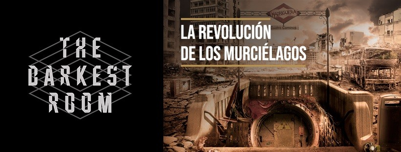 «La revolución de los murciélagos» de The Darkest Room (Madrid)