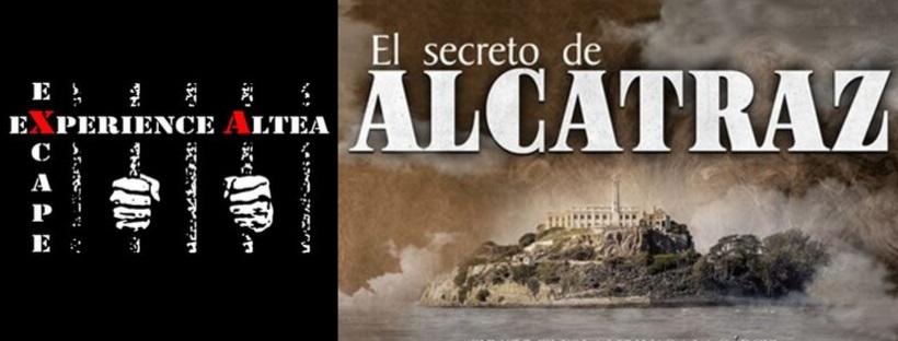 «El secreto de Alcatraz» de Excape Experience (Altea)