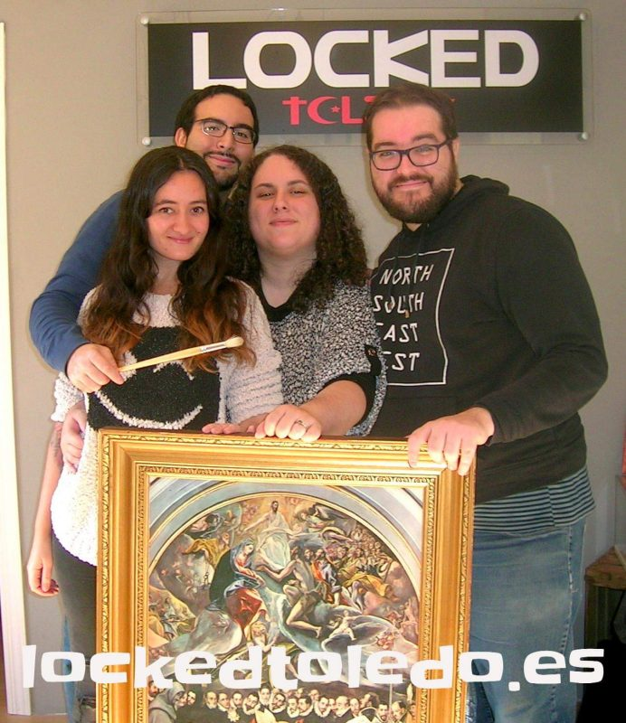 """""""El secreto de El Greco"""" de Locked Toledo"""