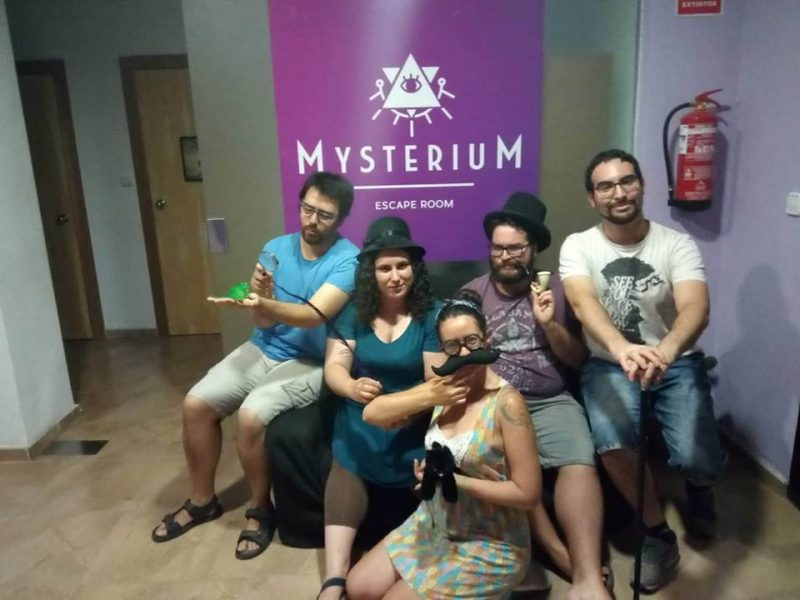«Snuff Movie» de Mysterium Escape Room (Murcia)