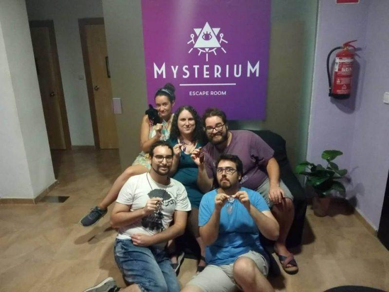 """""""Wendigo"""" de Mysterium Escape Room (Murcia)"""
