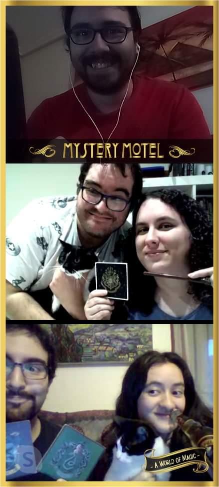 «A world of Magic» de Mystery Motel (Online)