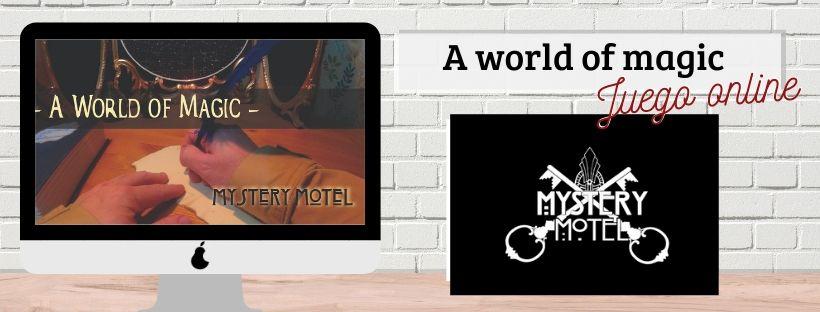 Foto de «A world of Magic» de Mystery Motel (Online)