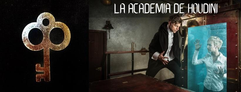 «La academia de Houdini» de Claustrophobia (Valencia)