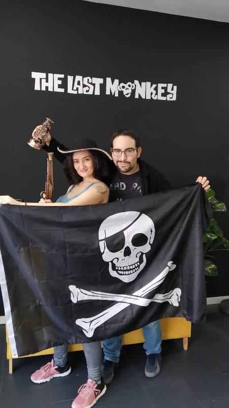 Foto de «Piratas: el motín» de The Last Monkey (Leganés)