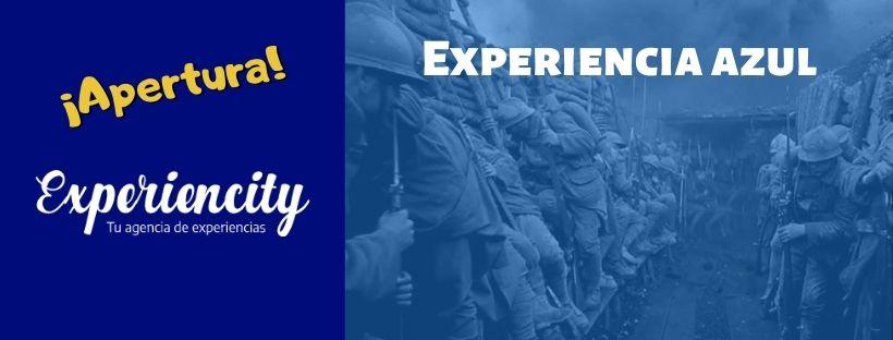 Apertura de «Experiencia Azul» de Experiencity (Madrid)