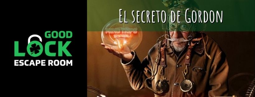 «El secreto de Gordon» de Good Lock (Madrid)