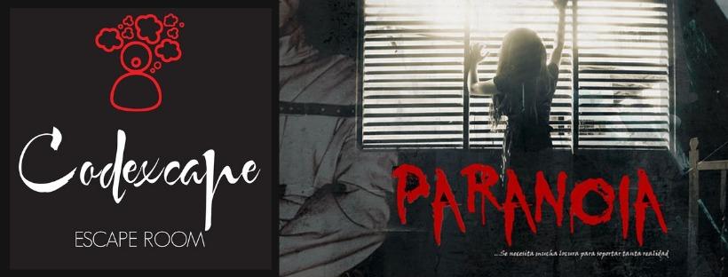 «Paranoia» de CodeXcape (Valencia)