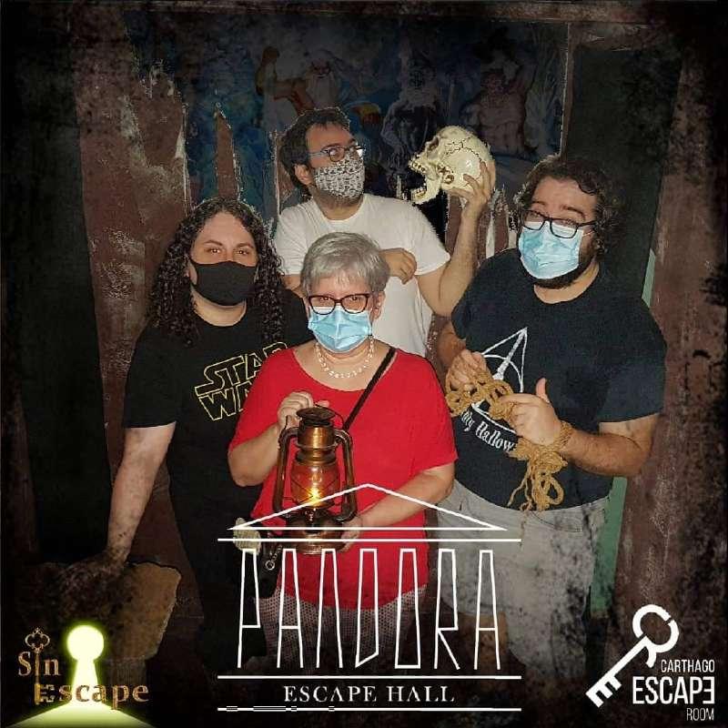 Foto de «Pandora» de Sin Escape (San Vicente)