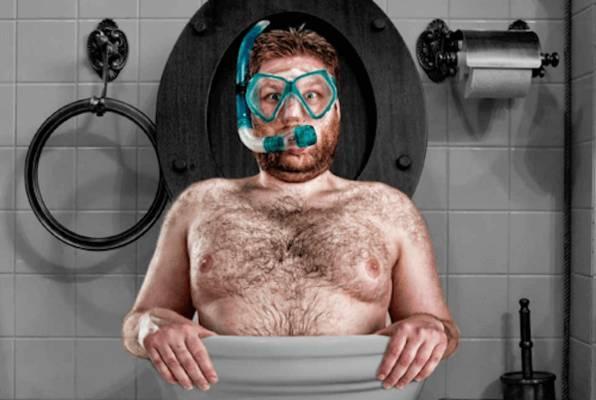 Imagen promocional de «Toilet escape» de Locus fugae Escape Rooms