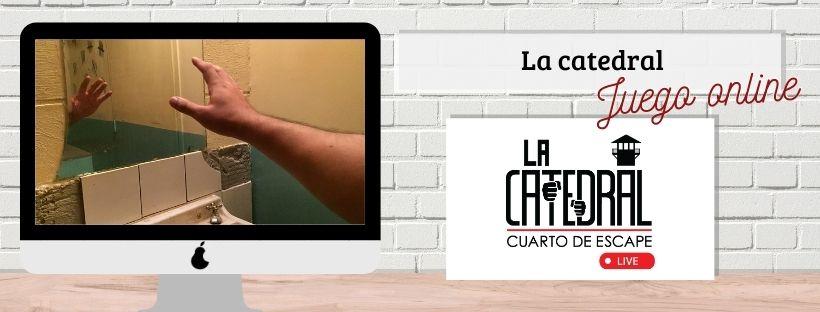 «La catedral» de El Cuarto de Escape (Online)