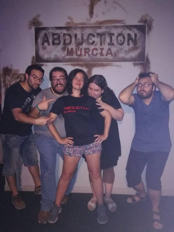 Foto de «The Exam» de Abduction (Murcia)