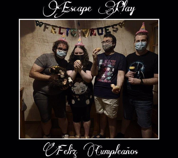 """Foto de """"Feliz cumpleaños"""" de Escape Play (Murcia)"""