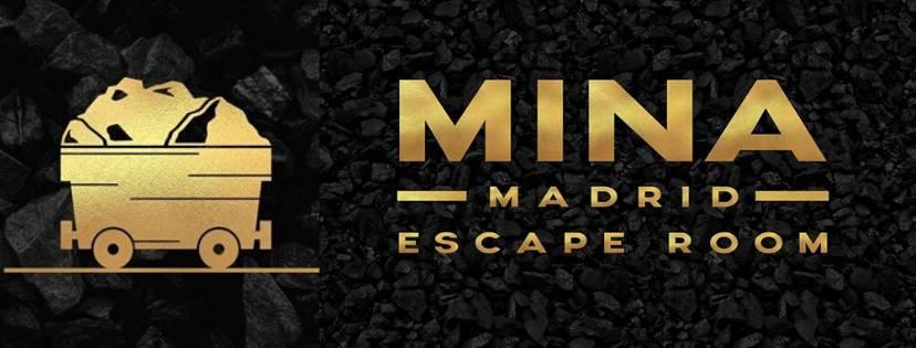 Portada de «La Mina» de Mina Escape Room (Madrid)