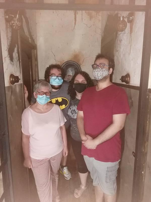 Foto de «El orfanato» de Lockdown (Benidorm)