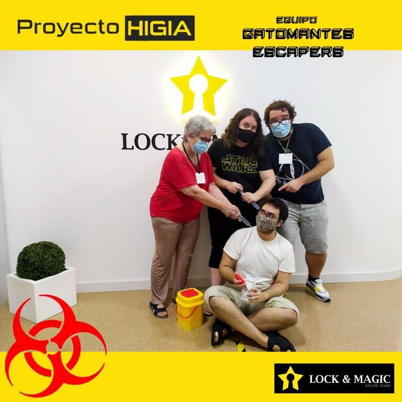 «Proyecto Higia» de Lock & Magic (Ibi)