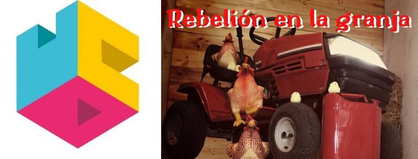 «Rebelión en la granja» de Rubikon Escape (Madrid)