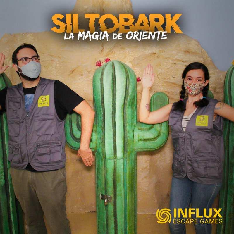 «Siltobark: la magia de Oriente» de Influx Escape Games (Madrid)