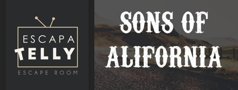 Portada de «Sons of Alifornia» de Escapatelly (Elche)