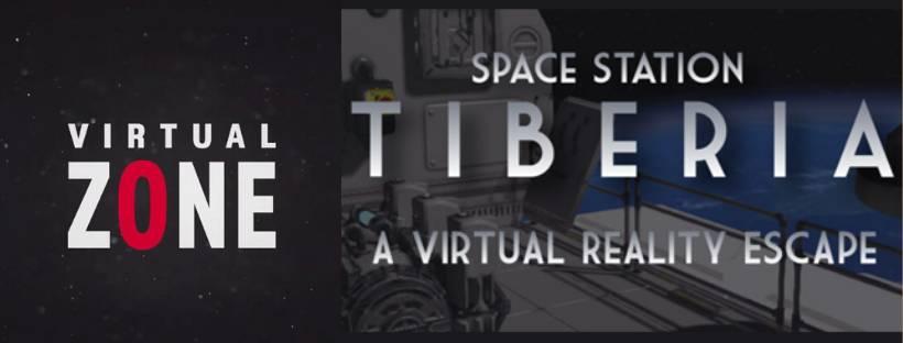 «Space Station TIBERIA» VR de Virtual Zone (Alicante)