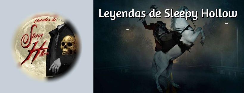 Portada de «Leyendas de Sleepy Hollow» de Leyendas de Sleepy Hollow (Bilbao)