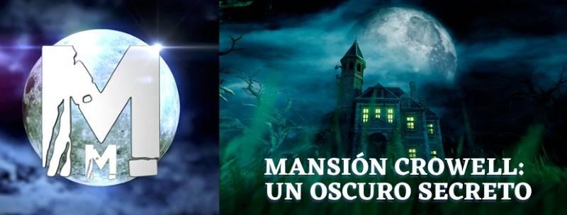 Cabecera Mansión Crowel 1 de Mad Mansion