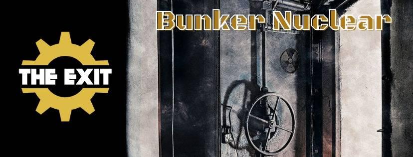 Portada de «Búnker nuclear» de The exit (Valencia)