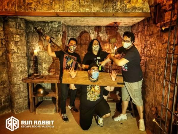 Foto de «La mazmorra» de Run Rabbit (Valencia)