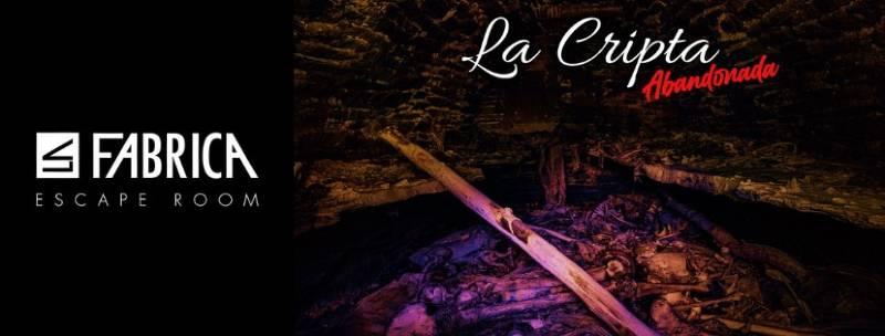 «La cripta abandonada» de La Fábrica (Altea)