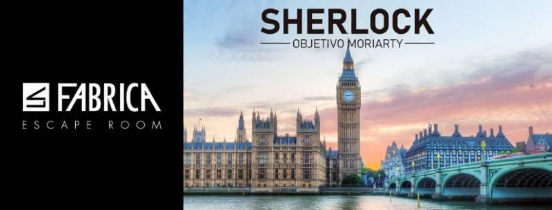«Sherlock: Objetivo Moriarty» de La Fábrica (Altea)