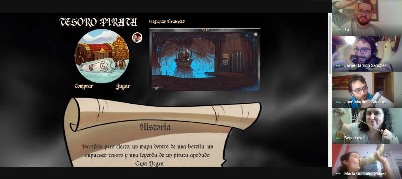 Tesoro pirata de Juanpelotasteam