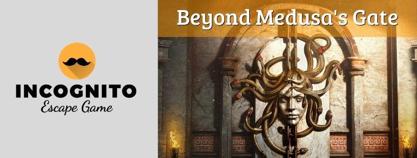 «Beyond Medusa's Gate» VR de Incógnito (Madrid)