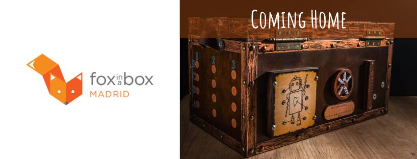 «Coming Home» de Fox in a Box (Madrid)