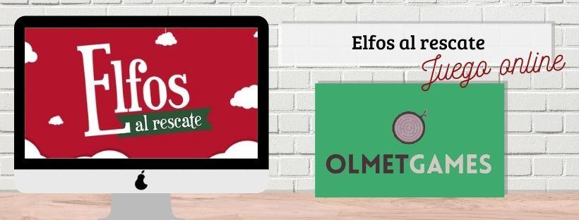 «Elfos al rescate» de Olmet games (Online)