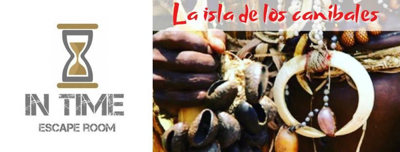 «La isla de los caníbales» de In Time (Santa Pola)
