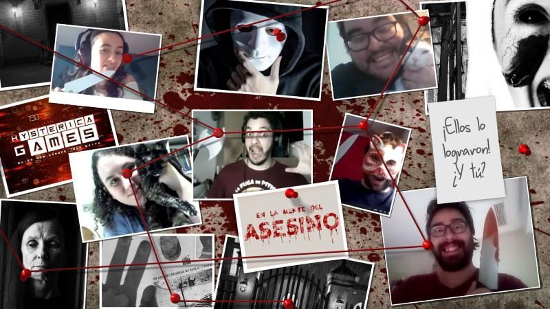 Foto de «En la mente del asesino» de Hysterica games (Online)