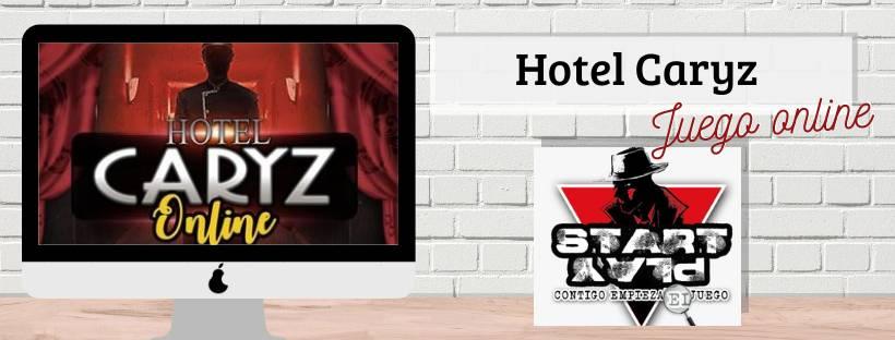 Portada de Hotel Caryz Online de Star Play Online
