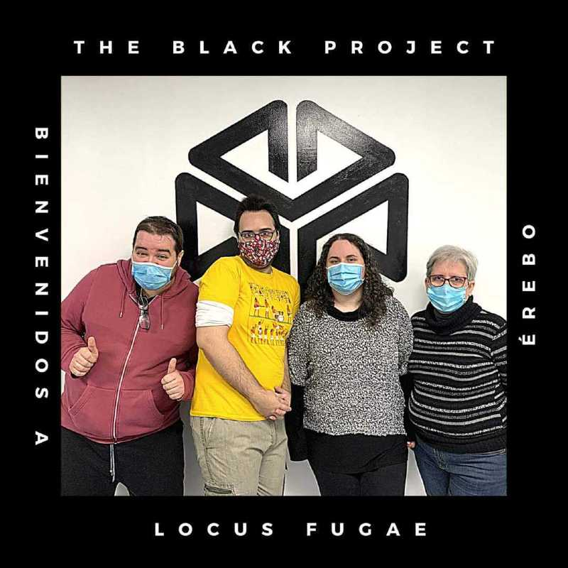 Foto de «The Black Project» de Locus Fugae (Alicante)