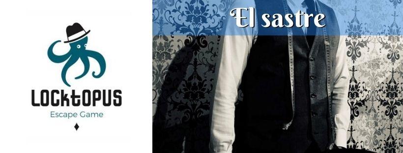 «El sastre» de Locktopus (Madrid)