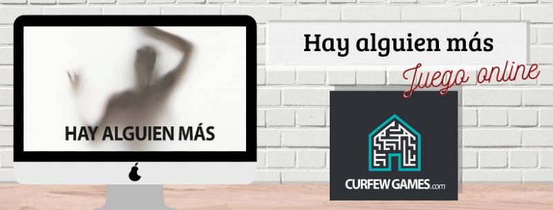Portada de «Hay alguien más» de Curfew games (online)