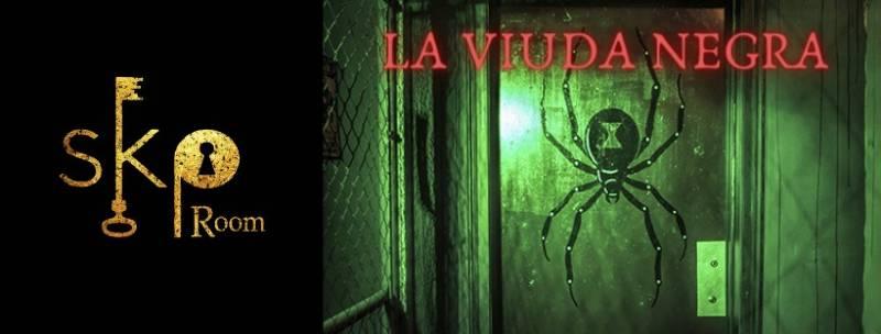 «La viuda negra» de SKP Room (Valencia)