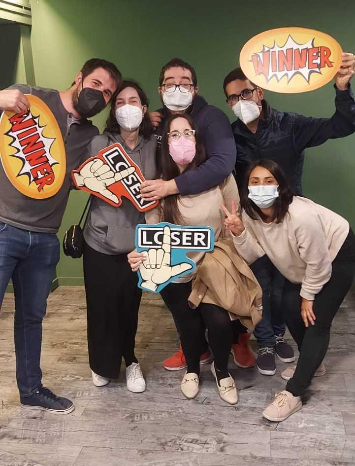 """""""CHALLENGE Escape Room Academy"""" de X Door (Alicante)"""