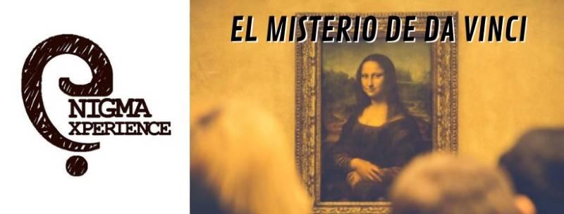 «El misterio de Da Vinci» de Enigma Experience (Valencia)