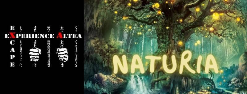 «Naturia. El bosque encantado» de Excape Experience (Altea)