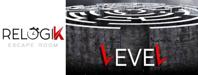 «Level» de Relogik Escape room (Aspe)