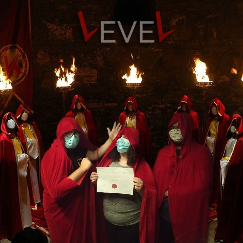"""Level"" de Relogik Escape Room (Aspe)"