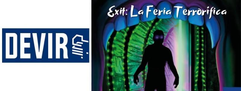 «Exit 12: La feria terrorífica» de Devir