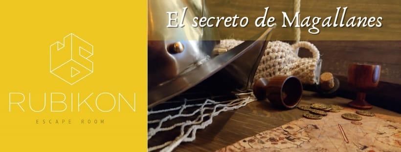 «El secreto de Magallanes» de Rubikon Escape (Madrid)
